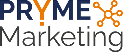 Logo von PRYME|Marketing als Spezialist für Internetseiten und Online-Marketing für kleine und lokale Unternehmen